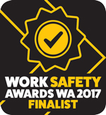 Work Safety Awards finalist in the Safety and Health Invention of the Year category 2017