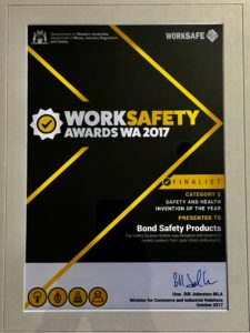 WorkSafety Award for the Safety Scissor Holster